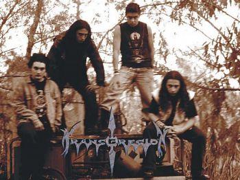 Transgresion, Bandas de Thrash Metal de Rionegro, Antioquia.