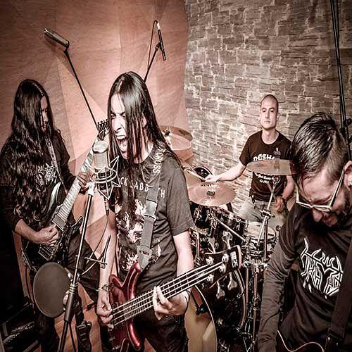 Tremor, Imagenes de Bandas de Metal & Rock Colombianas