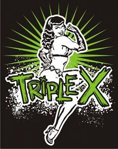 triplex Bandas de Punk