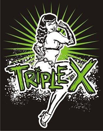 Triple X, Imagenes de Bandas de Metal & Rock Colombianas