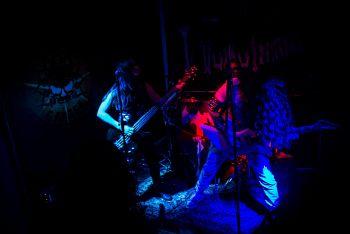 Tumulario, Bandas de Metal Crudo de Bogotá.