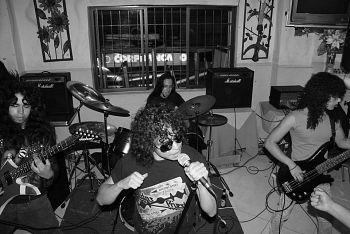 Tyger Tank, Bandas de Heavy Metal de Envigado, Antioquia.