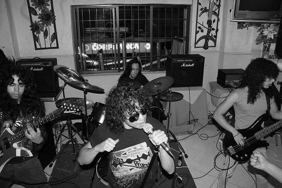 Tyger Tank, Imagenes de Bandas de Metal & Rock Colombianas