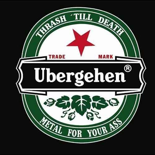Ubergehen, Imagenes de Bandas de Metal & Rock Colombianas