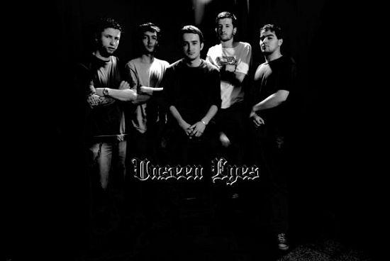 Unseen Eyes, Imagenes de Bandas de Metal & Rock Colombianas