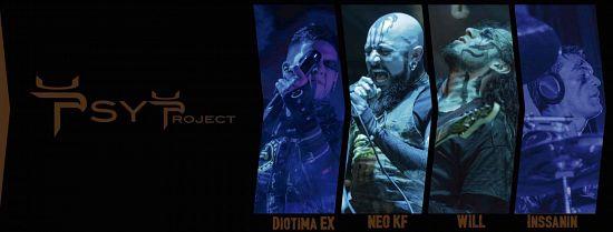Psy Project, Imagenes de Bandas de Metal & Rock Colombianas