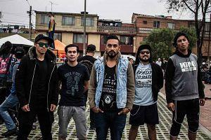 Eyes Of Kunturi, Metalcore Extreme Metal Hardcore de Bogotá.