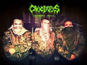 Cruciatus, Bandas de Deathgrind (hategrindcore)     de Medellin.