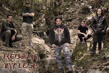Reborn In Flesh, Bandas de   Death Metal de Bogota.