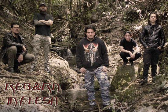 Reborn In Flesh, Imagenes de Bandas de Metal & Rock Colombianas