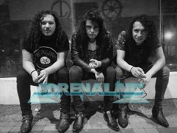 Adrenaline, Bandas de Heavy Speed Metal de Bogota.