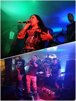 Agressor, Bandas de Metal de Medellín.