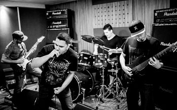 Anacryptic, Bandas de Technical Brutal Death Metal de Medellin.
