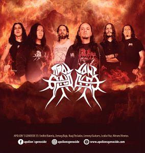 apolionsgenocide Bandas de folk dark metal