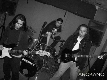 Arckano, Bandas de Heavy Metal de Bogotá.