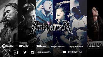 Arkhanon, Bandas de Melodic Power Metal de Bogota- Soacha.