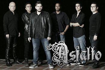 Asfalto, Bandas de Heavy Metal de Medellin.