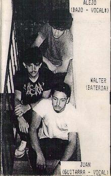 Averno, Bandas de Grindcore de Medellin.
