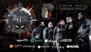 Behind The Mask, Bandas de Melodic Metal de Bogotá.