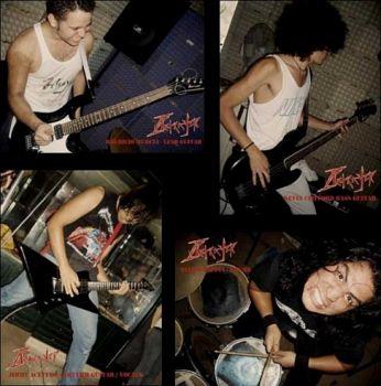Betrayer Ftm, Bandas de Speed Thrash Metal de Cali.