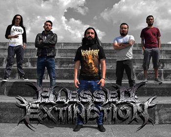 Blessed Extinction, Bandas de Death Metal de Bogota.