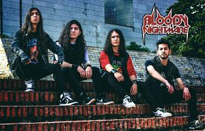 bloodynightmare Bandas de speed metal