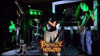 Brutally Mutilated, Bandas de Sick Slamming Brutal Death de Bogota.