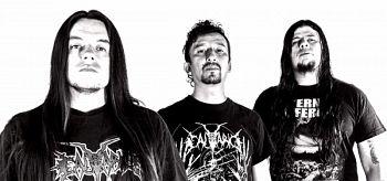 Calvario, Bandas de Death Brutal Metal de Bogota.