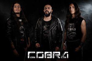 cobra Bandas de speed metal