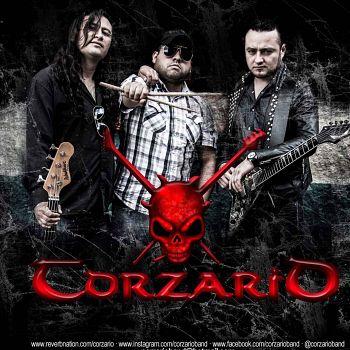 Corzario, Bandas de Heavy Metal de Bogota.