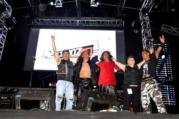 Danger, Bandas de Ultra Metal: Thrash-speed Con Influencias Del Punk Hardcore de Medellin.