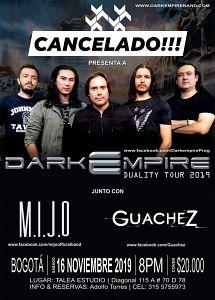 darkempire Bandas de progressive metal