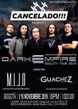 Darkempire, Bandas de Progressive Metal de Cali.