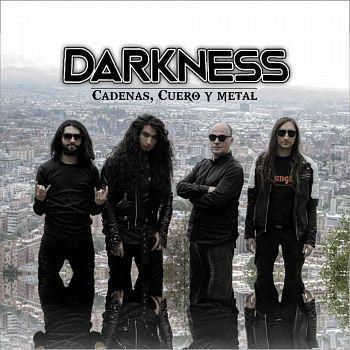 Darkness, Bandas de Thrash Metal de Bogota.