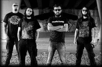 Decarabion, Bandas de Brutal Death Metal de Bogota.