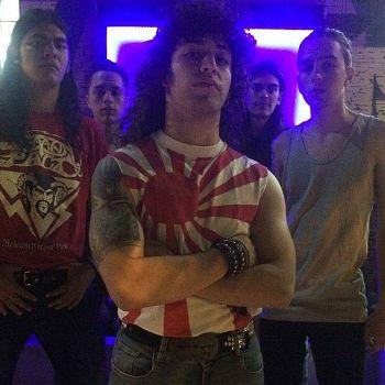 Diamond Chazer, Bandas de Heavy Metal de Medellin.