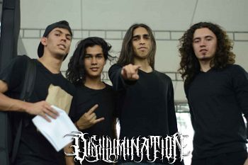 Disillumination, Bandas de Death Metal de Pereira.