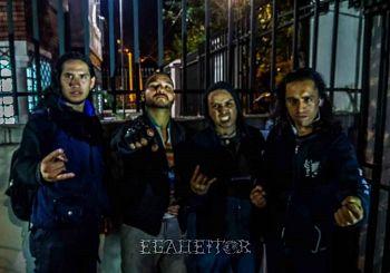 Egaheitor, Bandas de Thrash Death Metal de Bogota.