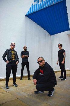 El Sagrado, Bandas de Hardcore Metal de Bogota.