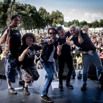 Entropia, Bandas de Progressive Metal de Bogota.