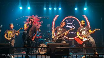 Eyes Of Kunturi, Bandas de Metalcore|Extreme Metal|Hardcore de Bogotá.