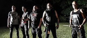 guerratotal Bandas de black death thrash metal
