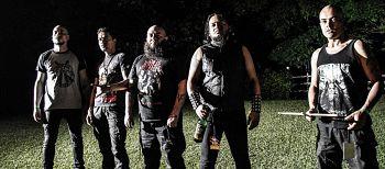 Guerra Total, Bandas de Black Death Thrash Metal de Bogotá.