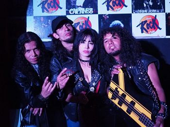 Hellroar, Bandas de Heavy Metal de Bogota.