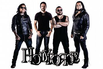 Holyforce, Bandas de Heavy Metal de Bogota.