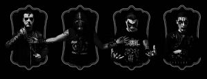 infernal Bandas de black metal