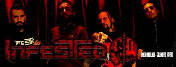 Infested, Bandas de Groove Metal de Bogota.