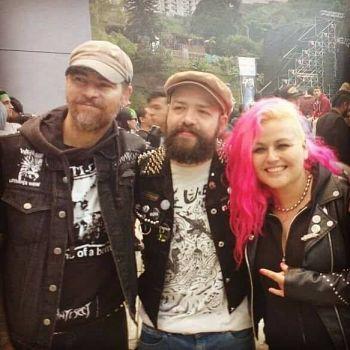Infesto, Bandas de Hardcore Punk de Medellin.