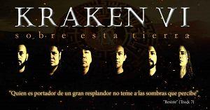 Kraken, Bandas de Rock Duro Progresivo de Medellin.