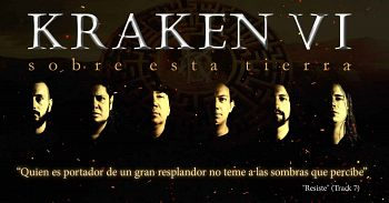 Kraken, Bandas de Rock Duro Progresivo de Bogota.